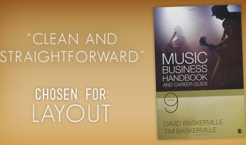 Music Business Handbook and