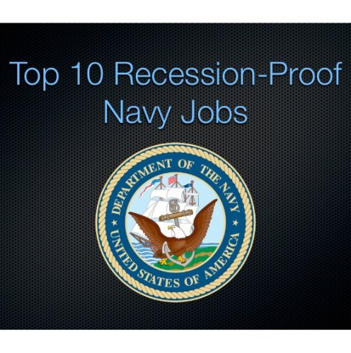 US Navy Careers: Top 10