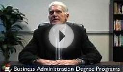 Business Administration Degree Program and Career Video