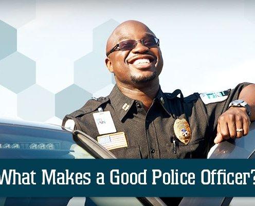 essay on police officer